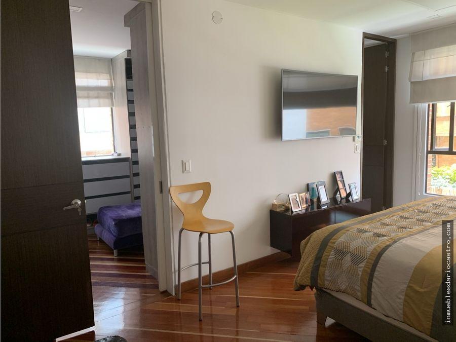vendo apartamento en la cabrera cll 90 con 7a
