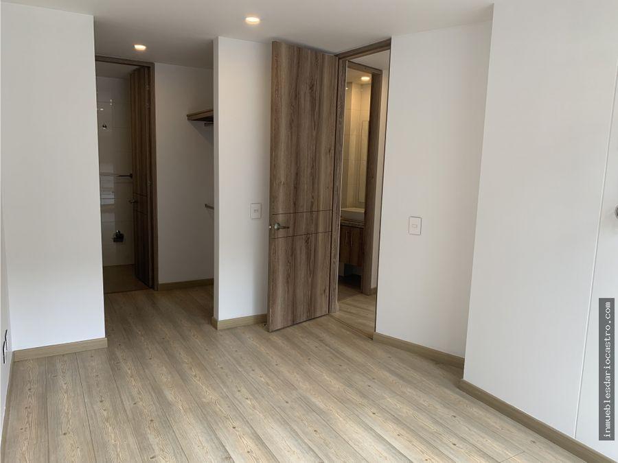 vendo apartamento chapinero alto cr 3 cll 56a