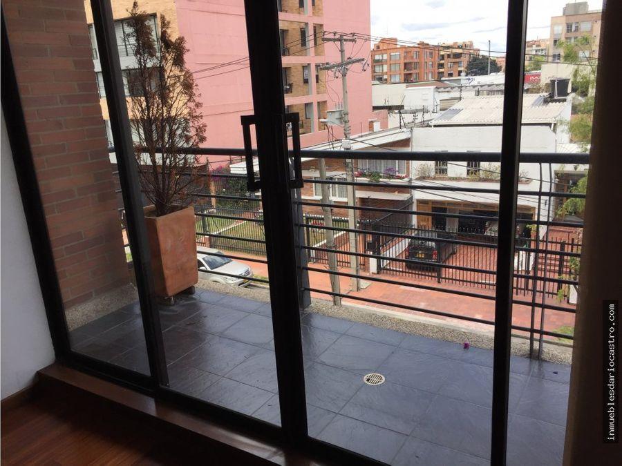 alquilo lindo apartamento exterior en san patricio