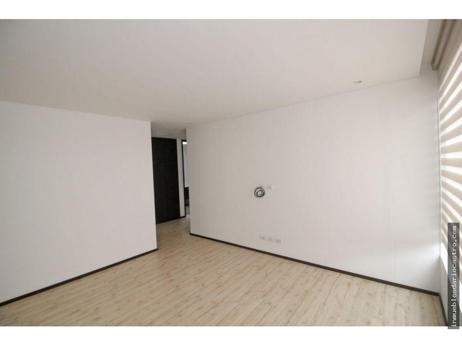 vendo apartamento calleja baja ultimo piso
