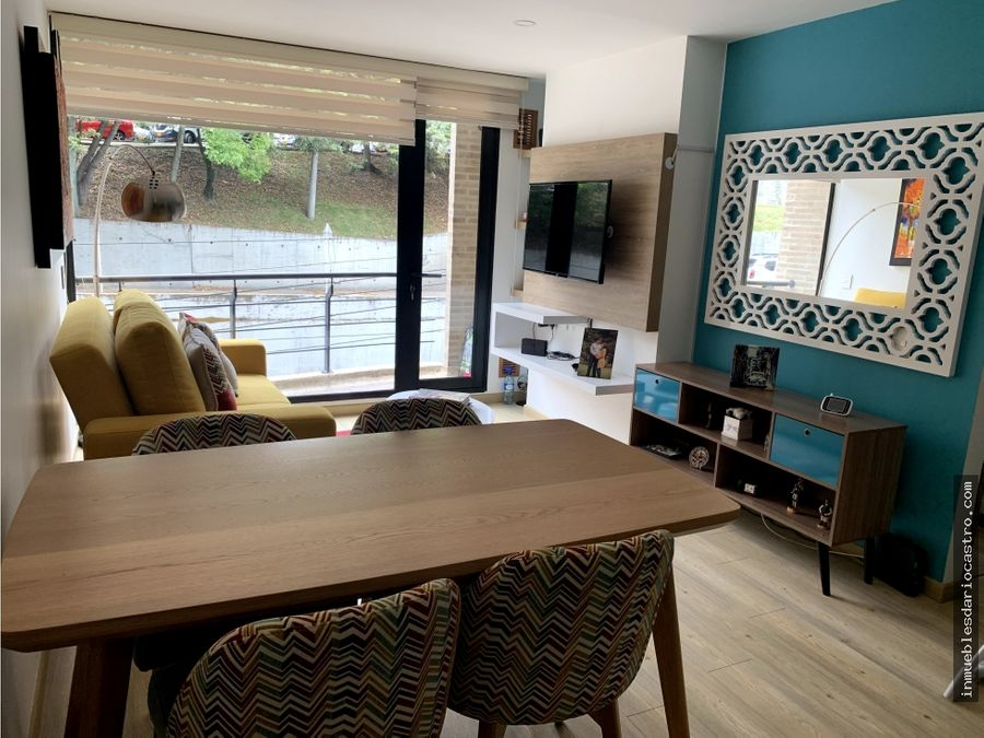 vendo apartamento chapinero alto cr 3 con 57 85 mtrs