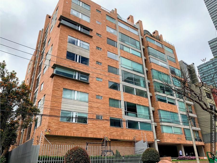 vendo apartamento santa barbara calle 115 con 9