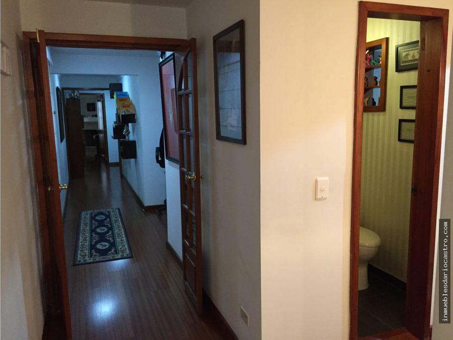 vendo apartamento en santa barbara central