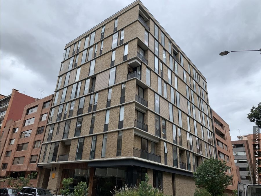 alquilo apartaestudio virrey 1 habitacion cr 19a con 86a