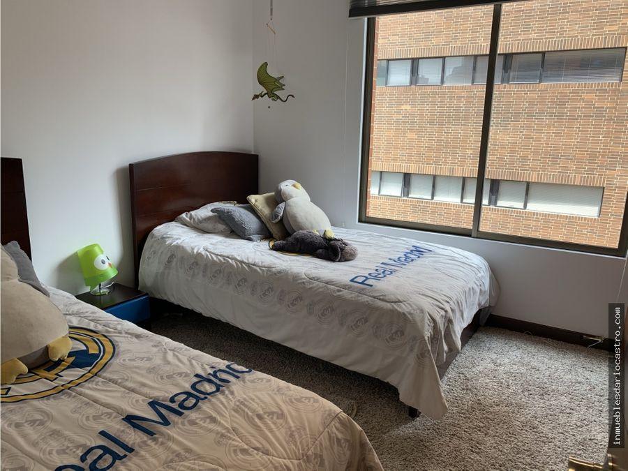 vendo lindo apartamento chico virrey cr 19 con 91