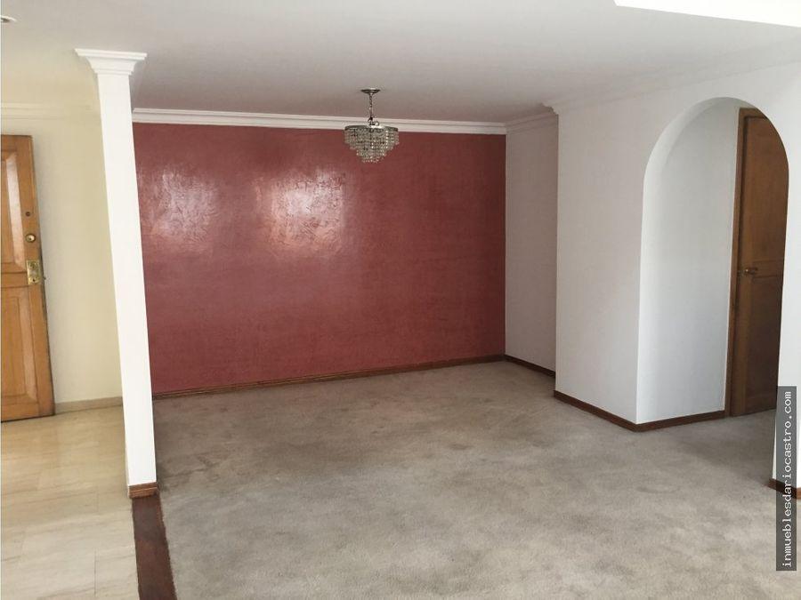 vendo apartamento duplex en sta barbara central
