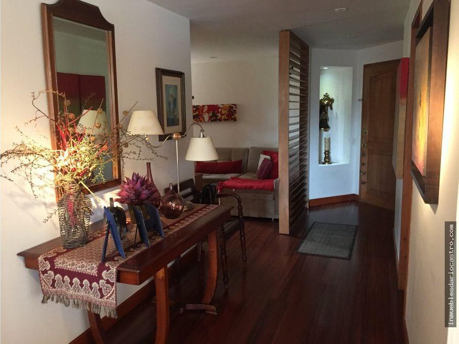 vendo apartamento retiro de santa monica