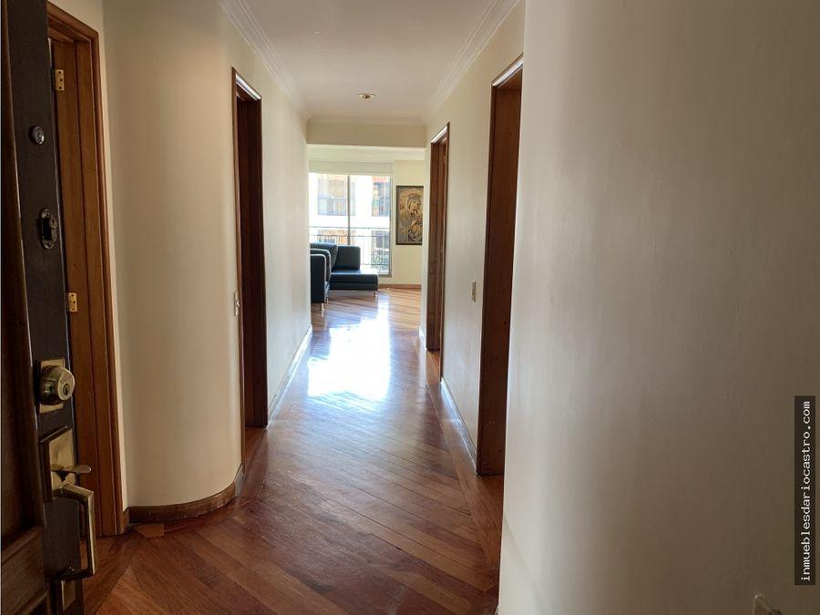 alquilo apartamento en san patricio