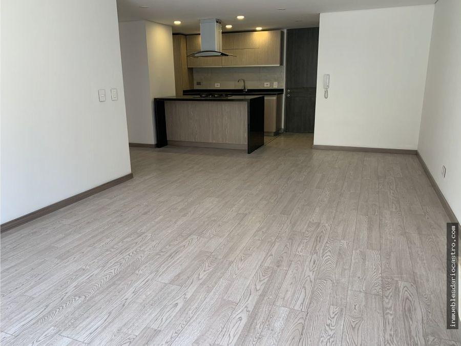 vendo lindo apartamento lisboa cll 134 con 10a