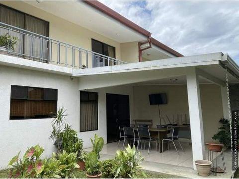 alquiler de casa en condominio san antonio de belen 950
