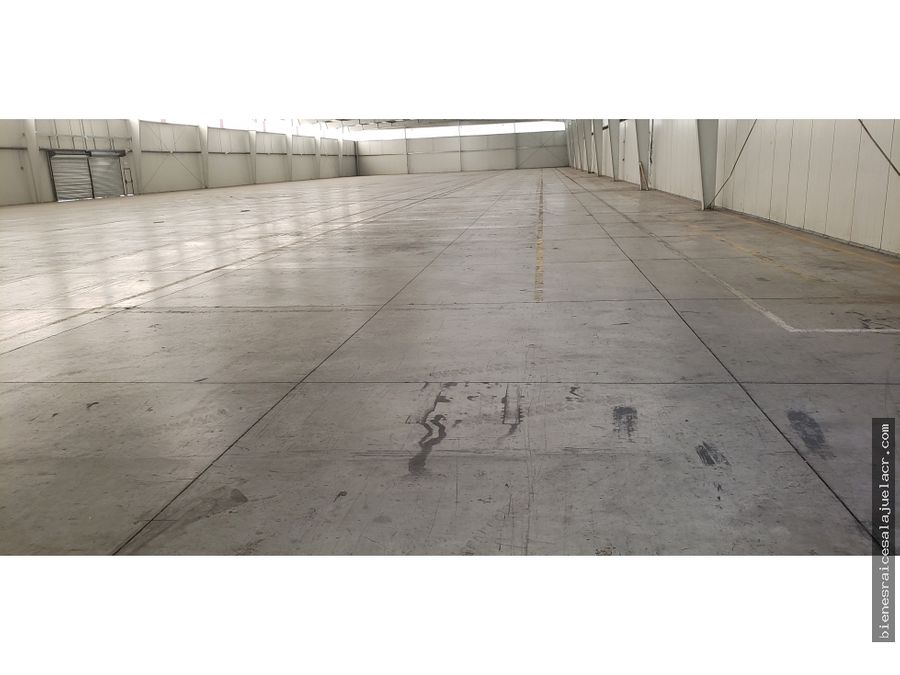 bodega en alquiler el coyol de alajuela 10100 m2 84638