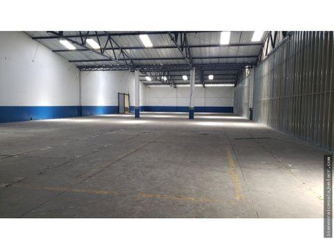 alquiler de bodega industrial el coyol alajuela 1350 m2 7425