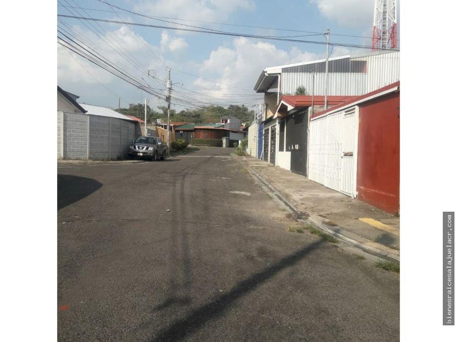 casa en venta el roble de alajuela 151 m2 60000000