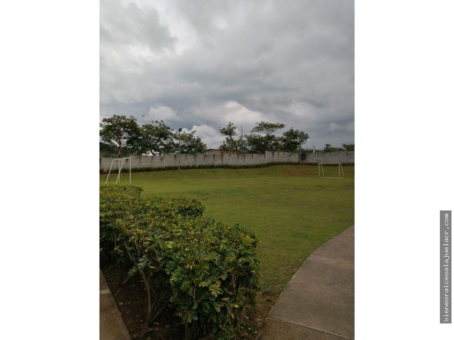venta de casa condominio dona elsie la guacima alajuela 130000
