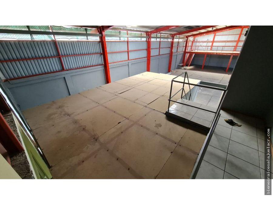 alquiler de bodega industrial cariari heredia 560 m2 2800 iva