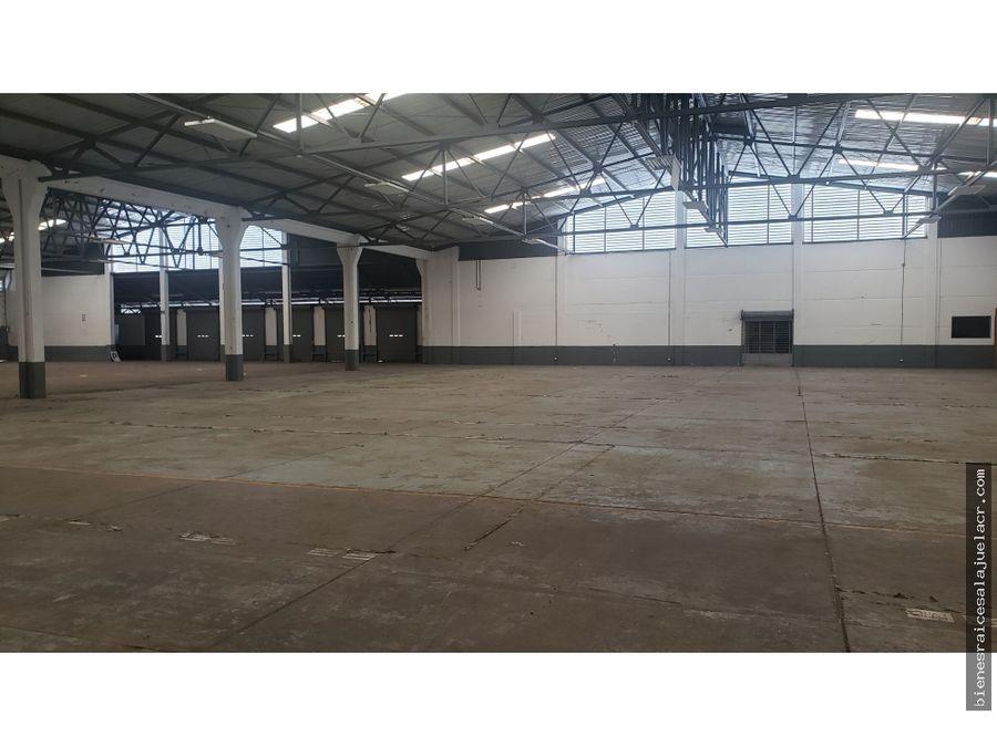 alquiler de bodega industrial el coyol alajuela 2650 m2 11925