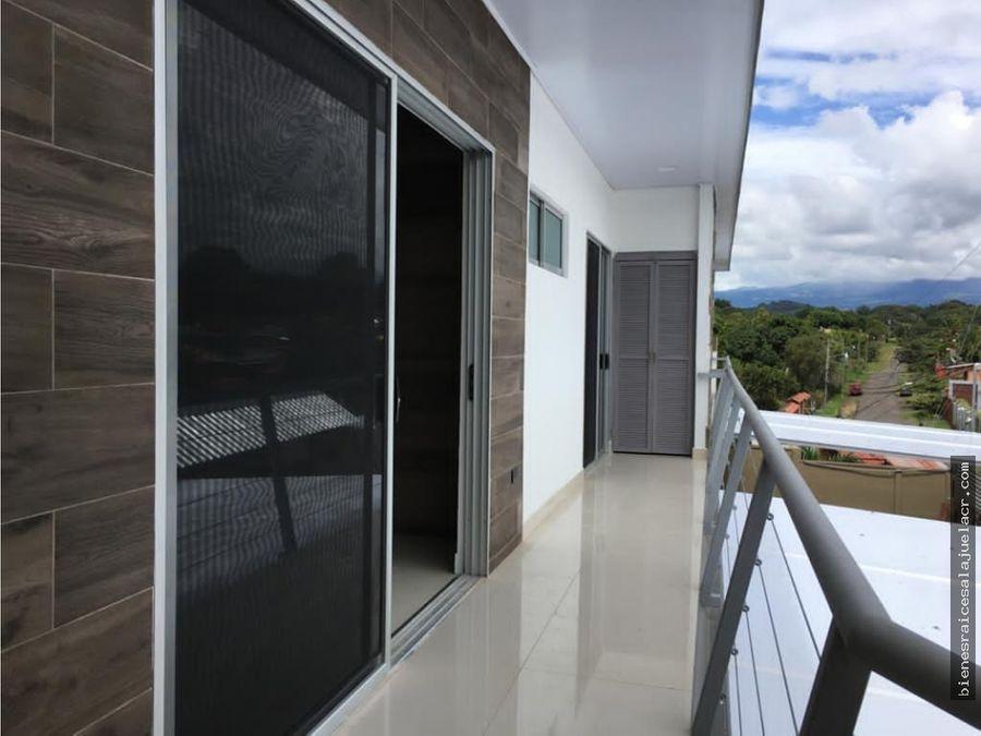 alquiler de apartamento lagos del coyol alajuela 295000