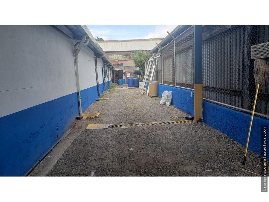 alquiler de bodega industrial el barreal heredia 1800 m2 7500