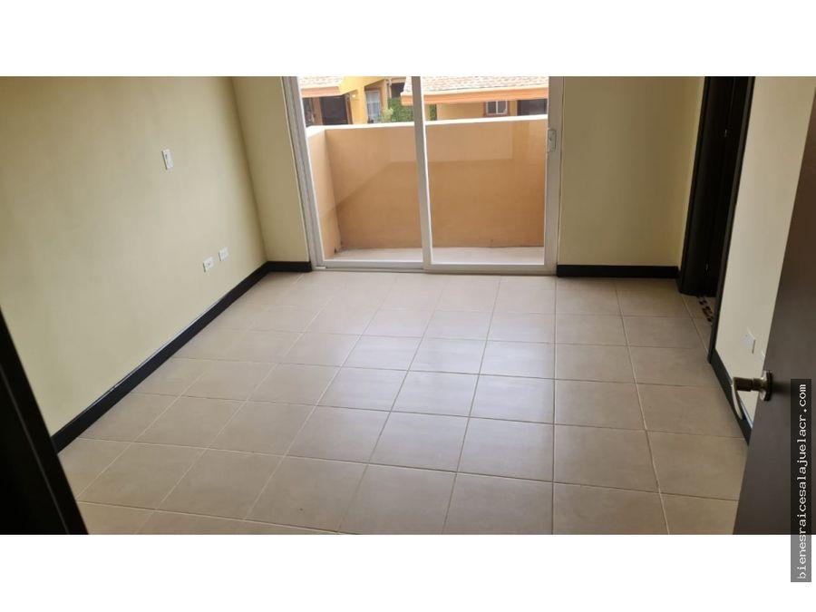 alquiler de casa condominio dona elsie alajuela 140 m2 750