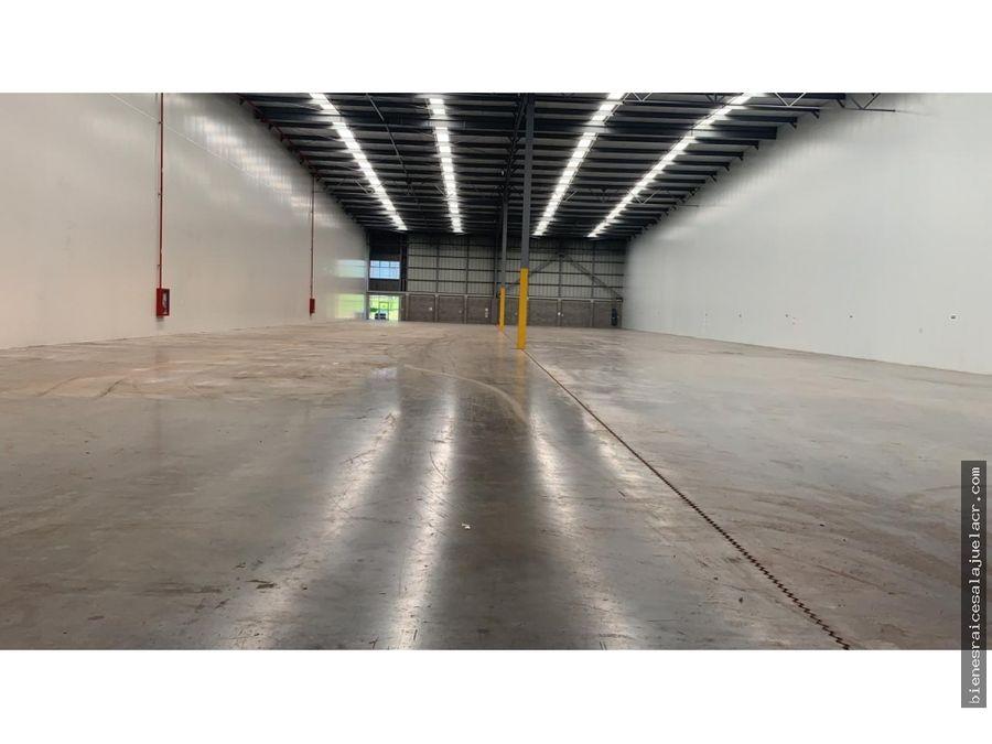 alquiler de bodega el coyol de alajuela 3100 m2 24335