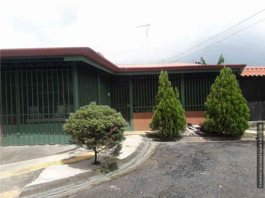 casa en venta el roble de alajuela 151 m2 59000000