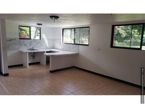 alquiler de apartamento pequeno tipo estudio en quinta privada 500