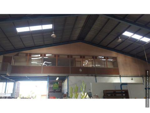 alquiler de bodega el roble de alajuela 1375 m2 8250