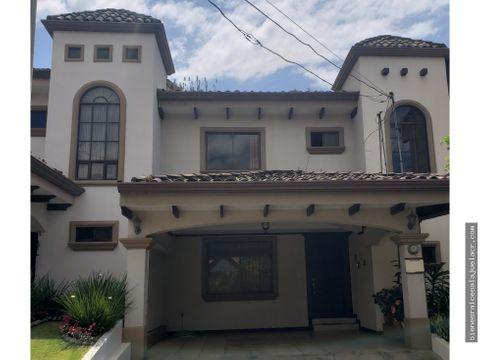 venta de casa condominio agua clara alajuela 170 m2 165000