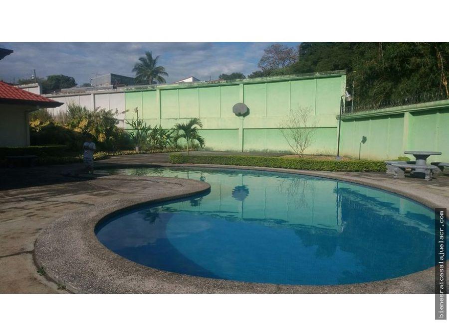 venta de casa en condominio alajuela 276 m2 215000