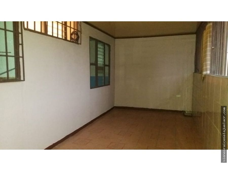 alquiler de casa residencial villas de alicante alajuela 250000