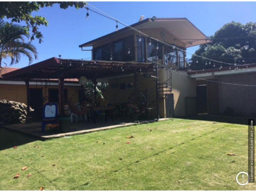 alquiler de casa lagos del coyol en alajuela 350 m2 2500