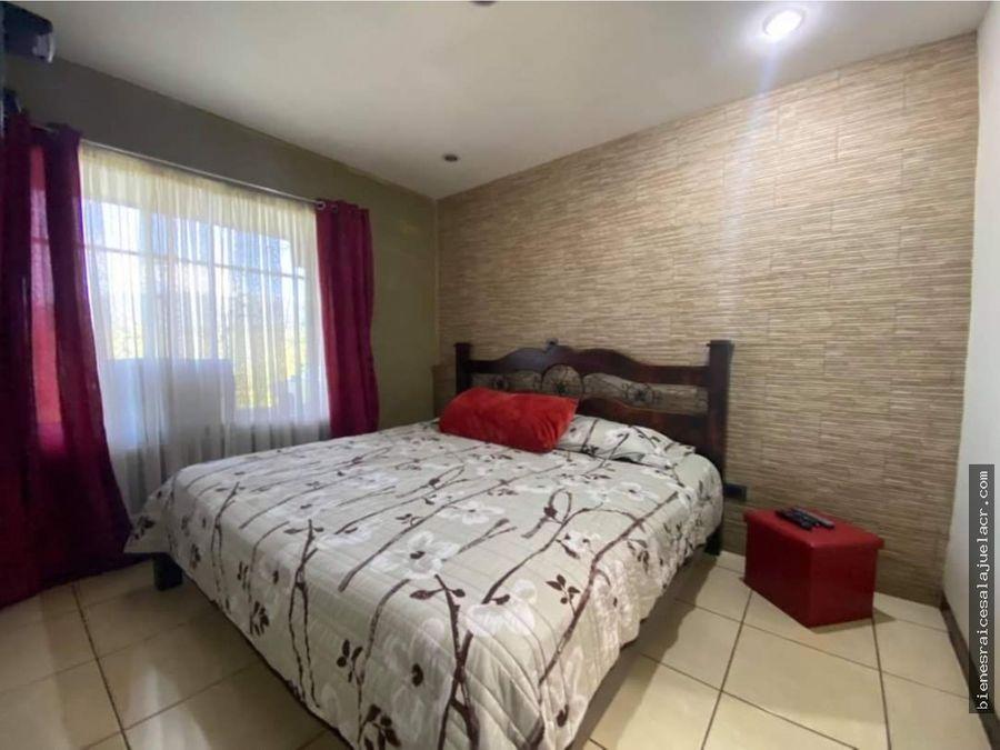 venta de casa en san isidro de alajuela 156 m2 61000000