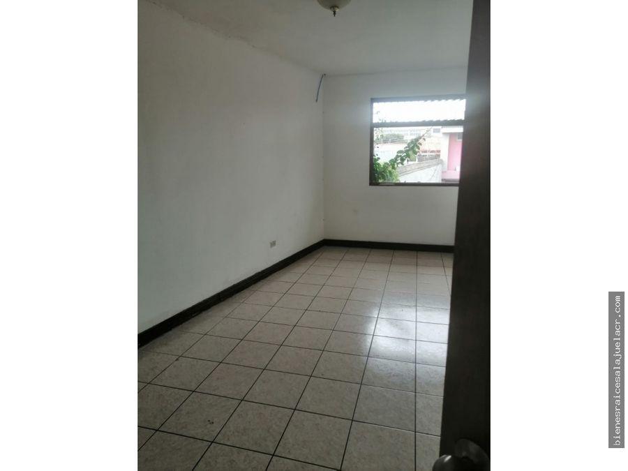 alquiler de apartamento alajuela centro 230000