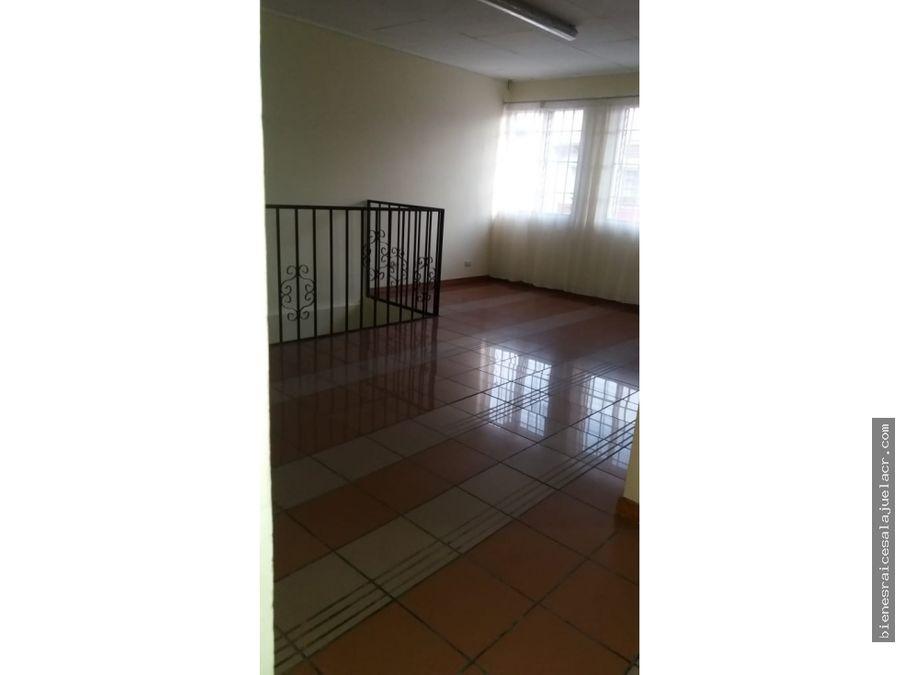 alquiler de apartamento alajuela centro 65 m2 250000