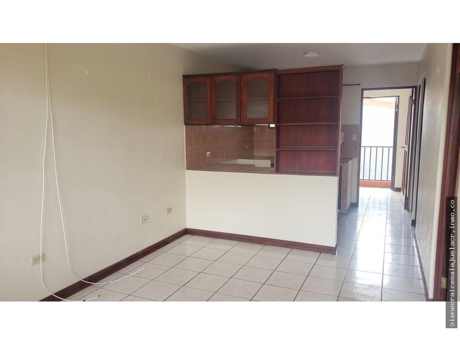 alquiler de apartamento alajuela centro 75 m2 215000