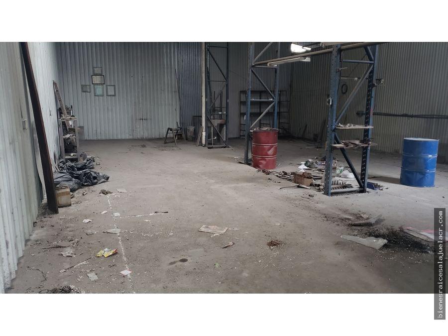 alquiler de bodega san rafael de alajuela 100 m2 500