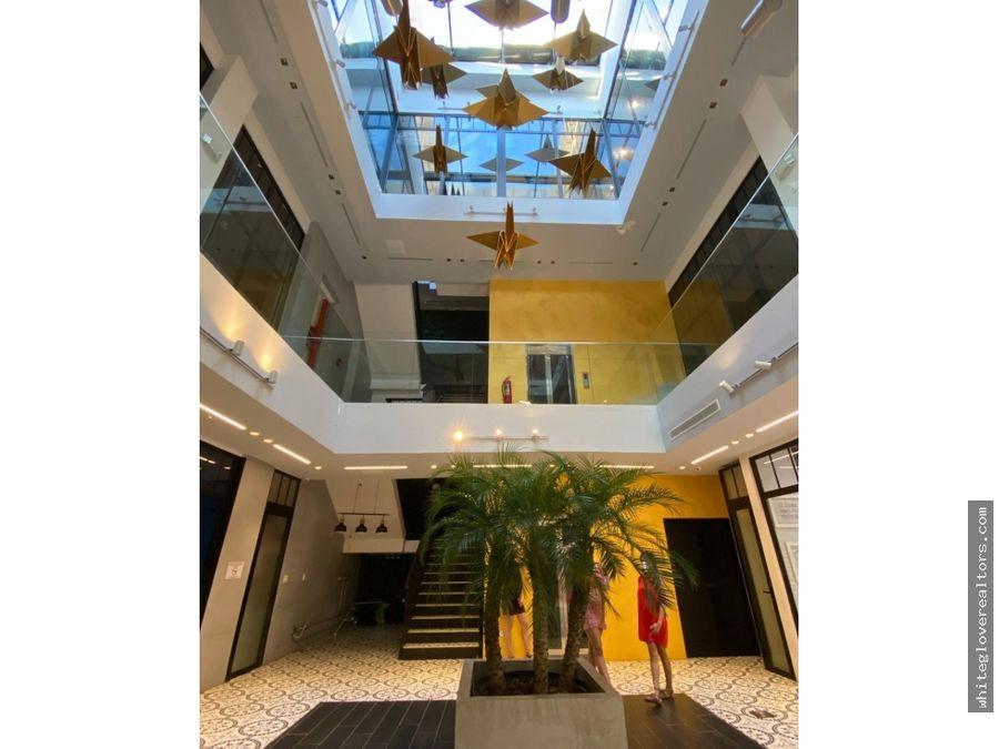 hermoso apartamento en casa de oro casco antiguo