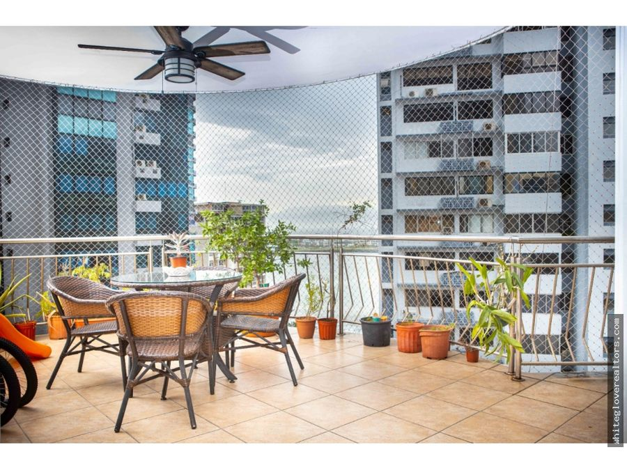 hermoso apartamento en ph vista del sol