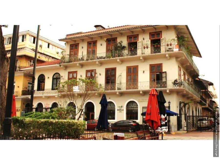 hermoso apartamento en ph plaza catedral casco antiguo