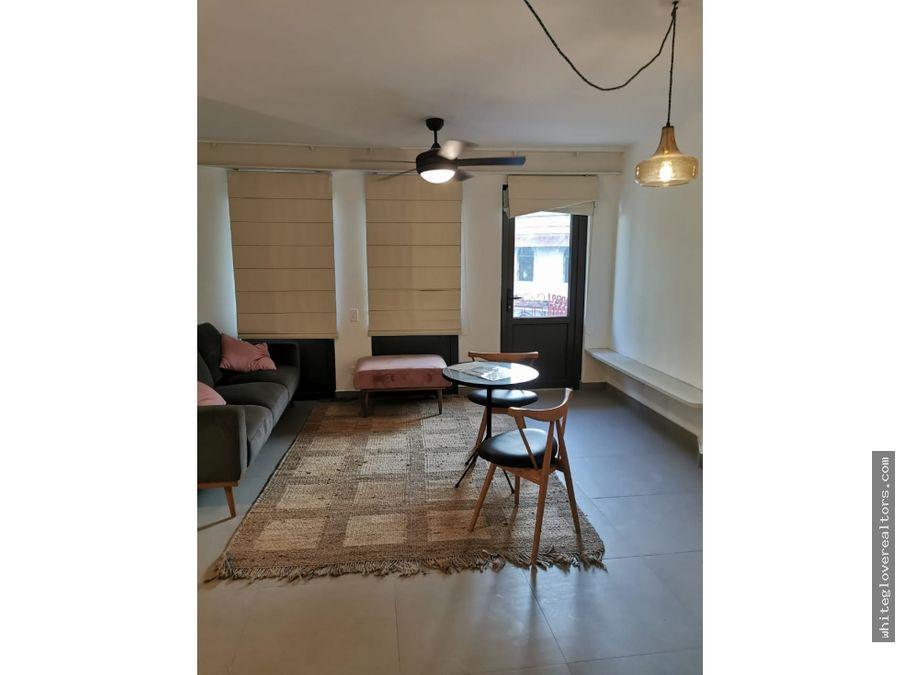 hermoso apartamento en casco antiguo