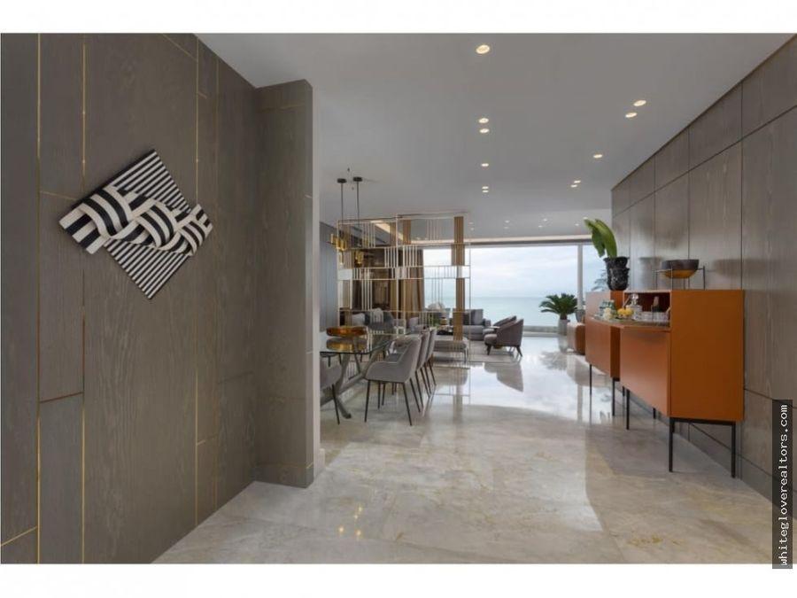 vendo espectacular apartamento en the towers
