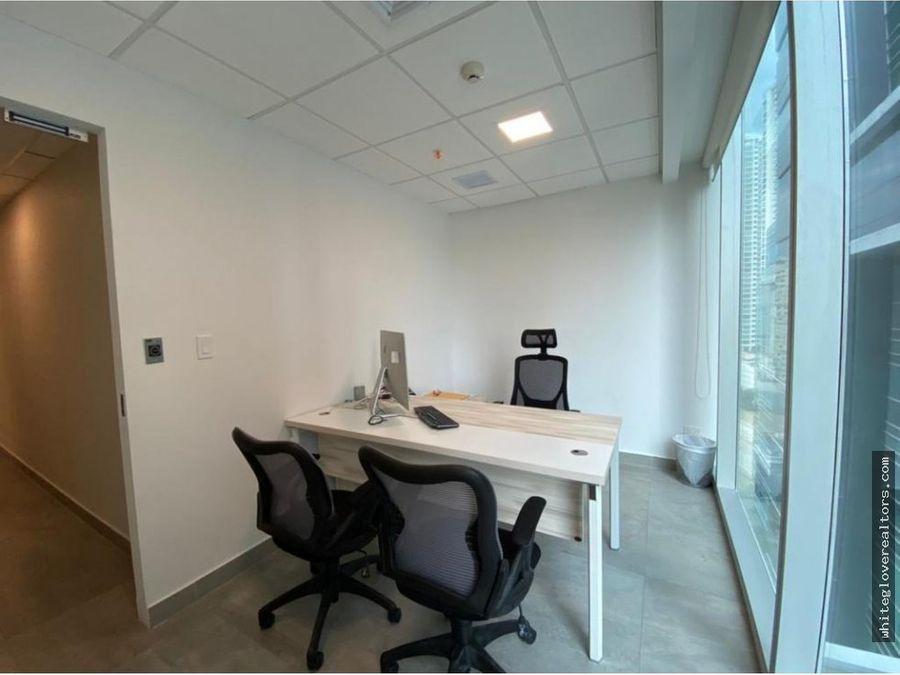vendo hermosa oficina en oceania business plaza