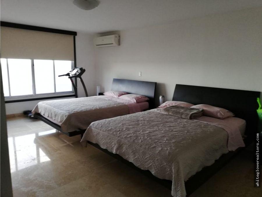 hermoso apartamento en ph saboga