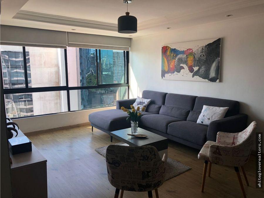 alquilo hermoso apartamento en ph mirasol