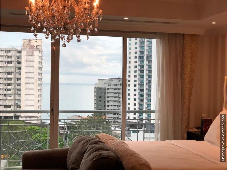 vendo hermoso apartamento en ph city tower
