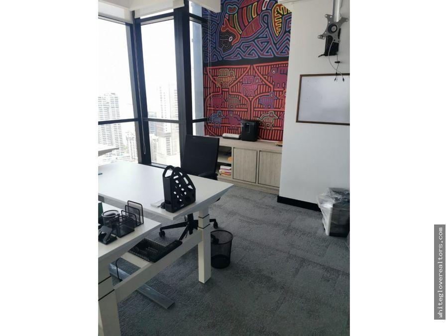 hermosa oficina en towerbank