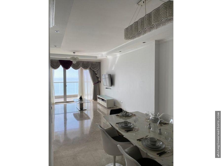 alquilo hermoso apartamento en ph rivage