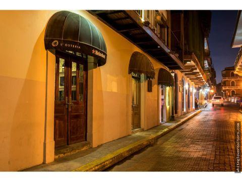 vendo lindo restaurante en casco antiguo