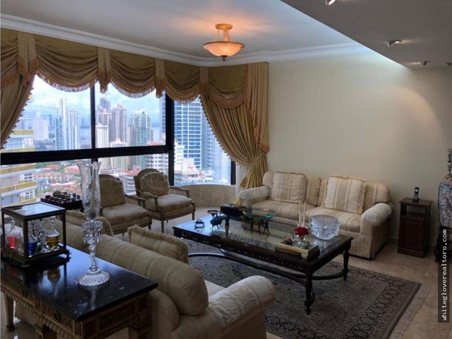 alquilo hermoso apartamento en ph the mirage