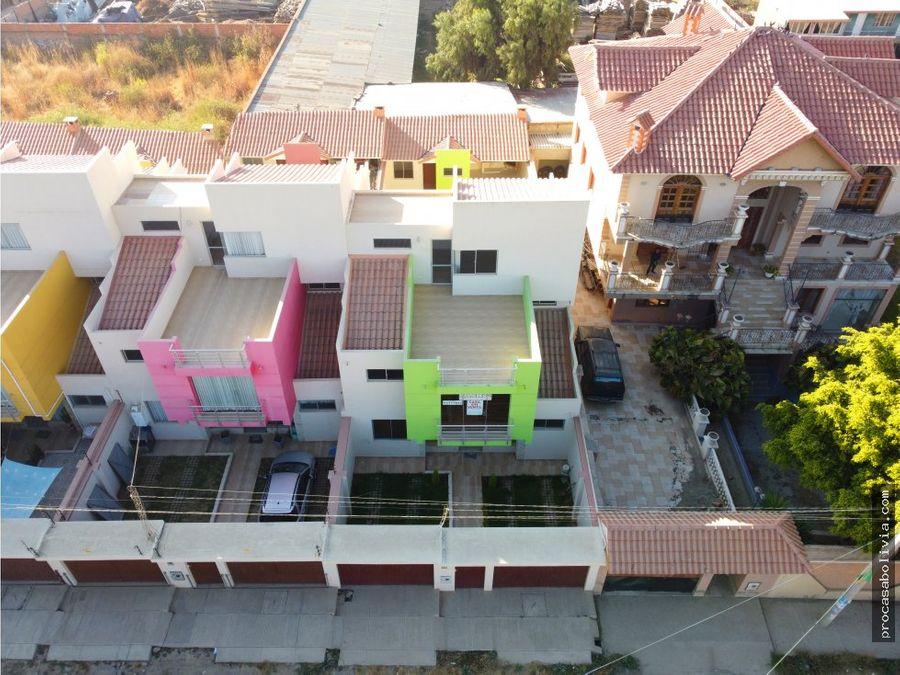 hermosa casa av ecologica entrada aisb